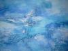 Eiszeit - Kreide und Acryl auf Papier - 70x100