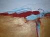 Schlucht II - Acryl auf Leinwand - 60x90