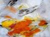 Wind I - Acryl auf Leinwand - 50x70