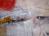 Acryl auf Holzplatte - 70x70