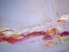 Sommer - Acryl auf Holzplatte - 70x70