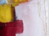 Weihnacht I - Acryl auf Leinwand - 30x100