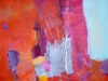 Sommer - Acryl auf Leinwand - 110x180