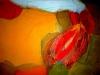 Wenn es Blüht II - Acryl auf Leinwand - 60x80