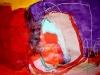 Farbklang in Rot IV - Acryl auf Papier - 44x63