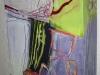 Serie I+II - Acryl-Mischtechnik-auf-Holzplatte 15x15 cm