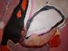 Acryl und Tusche auf Papier 55x70 cm