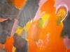 Leidenschaft - Tusche - Mischtechnik - 80x90 cm