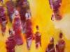 Menschen - Acryl auf Leinwand - 60x60