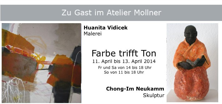 Ausstellung Atelier Mollner 1