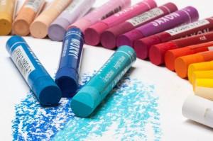 Malkurse für Anfänger und Fortgeschrittene - Pastelkreide - bunt